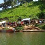 Market, Lake Mburo